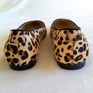 Marc Fisher Shoes - NEW Marc Fisher Leopard Print Calf Hair Flats